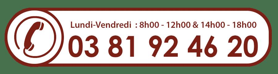 contact téléphone Création 1538