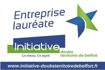 Entreprise lauréate - Initiative Doubs Territoire de Belfort