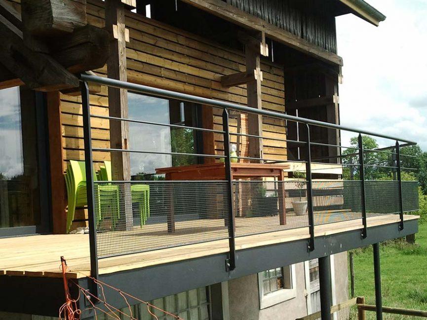 garde corps moderne terrasse garde corps de terrasse en inox garde corps en fer forg d cor. Black Bedroom Furniture Sets. Home Design Ideas